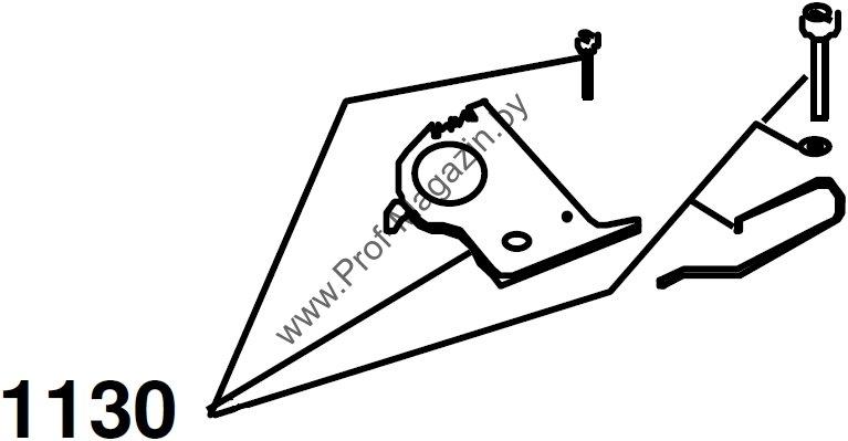 Ремонтная схема машинка moser 1234 primat