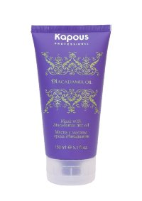 Маска для волос с маслом ореха Макадамии Kapous Mask for hair with Macadamia oil